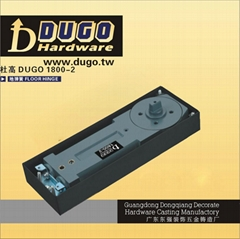 DUGO 1800-2 CE approve hydraulic floor spring / glass door accessories