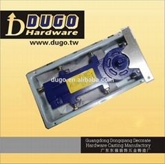 Tempered Glass Door Accessories Floor Spring Floor Hinge K- 8300