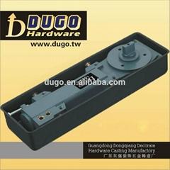 DUGO 1800-6 Tempered Door Accessories Floor Accessories 250 kg Door Weight