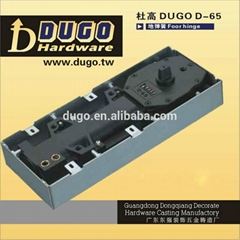 High Quality CE Approve Floor Hinge of Tempered Glass Door Closer