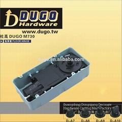 DUGO M 730 High Quality Floor Spring Floor Hinge 150kg Glass Door Hinge