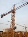 Equipment Tower crane made in China QTZ63(PT5011)