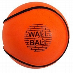 All Weather and Wall Orange Hurling Balls