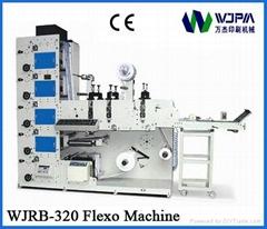 Flexo-Graphic Printing machine