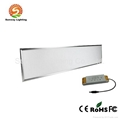LED RGB panel light  48W with wireless RF controller 5