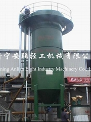 Multilayer air flotation water purification machine