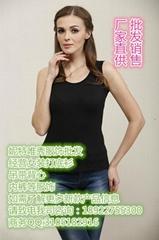 厂家时尚新款女装莫代尔时尚吊带衫