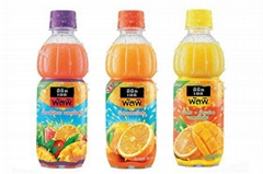 Minute Maid Pulpy 3 Flavors Fruit Juice with Pulpy