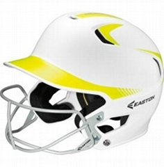 Easton Junior Z5 Grip Two-Tone Combo Fastpitch Batting Helmet