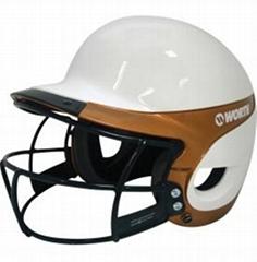 Worth Liberty Combo Batting Helmet