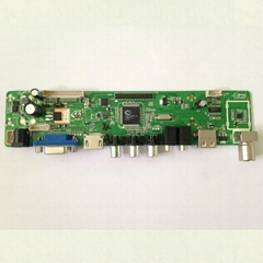 V56/V59 LCD TV Controller Board Model LA.MV56U.A with USB Player TSUMV56RUU-Z1