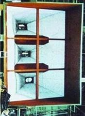 UHMW-PE coal bunker sheet