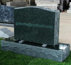 High quality China Evergreen granite Monument