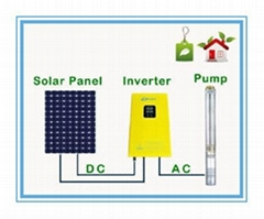 Inverter Products A0007 Solar Pumping System Diytrade