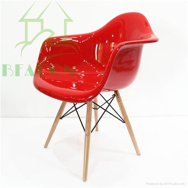 Fiberglass DAW Chair 1