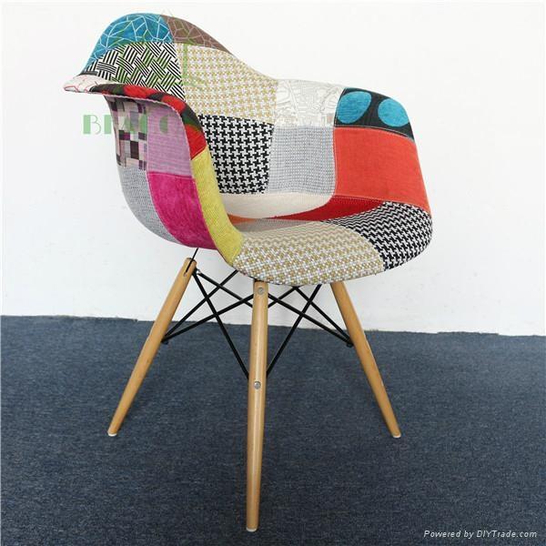 Fiberglass DAW Chair 2