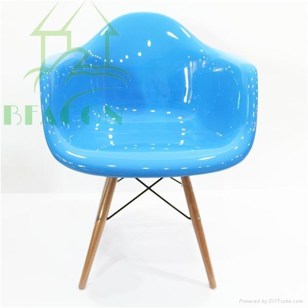 Fiberglass DAW Chair 3