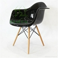 Fiberglass DAW Chair 5