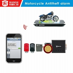 internal GPS&GSM antenna Easy Hide Mini Motorcycle GPS Tracker RF-V10+