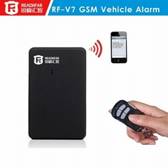 RF-V7 Power saving long battery life gps tracker Low battery alert gps tracker w