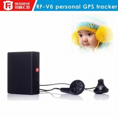 Mini GPS Tracker For Kids Cellphone RF-V6 Cute Children Phone with SOS