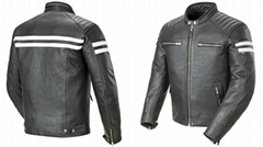 Motorbike Racing Leather Jacket