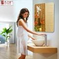 Charming decorate backlit mirror lights 1