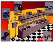 美国安素厨房灭火设备