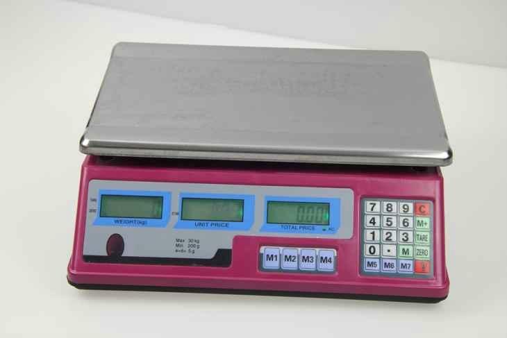 Acs Price Computing Scale TS-806 1