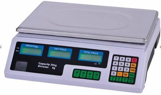 Digital Price Computing Scale TS-805 1