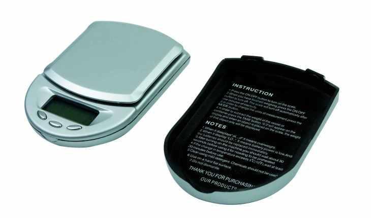 Mini Digital Pocket Scale TS-A04 1