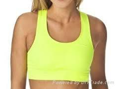 Women sports bra  fitness wear