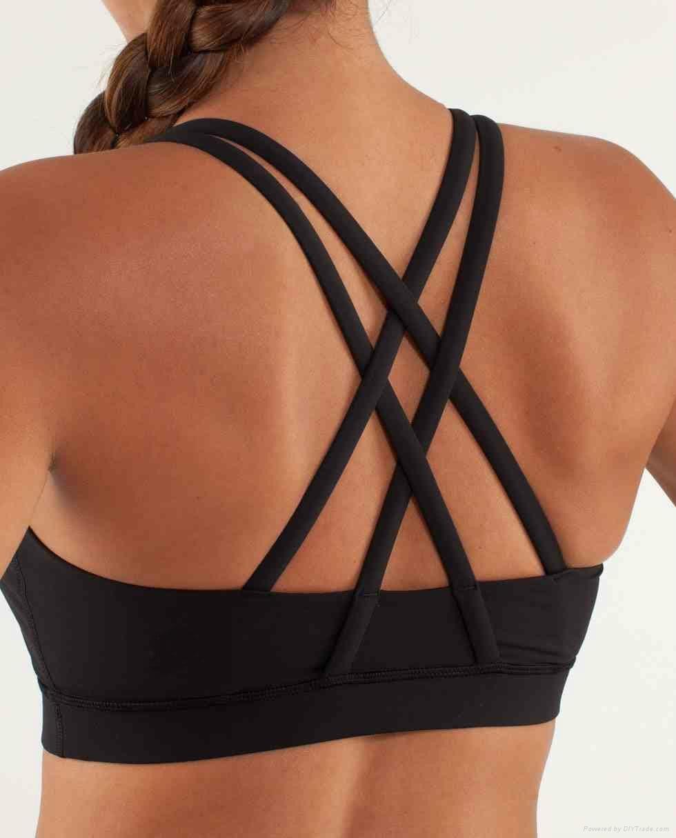 Women sports bra  fitness wear  3
