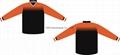 autocross jersey Hot Men Custom Training Running Wear With Sublimation 2