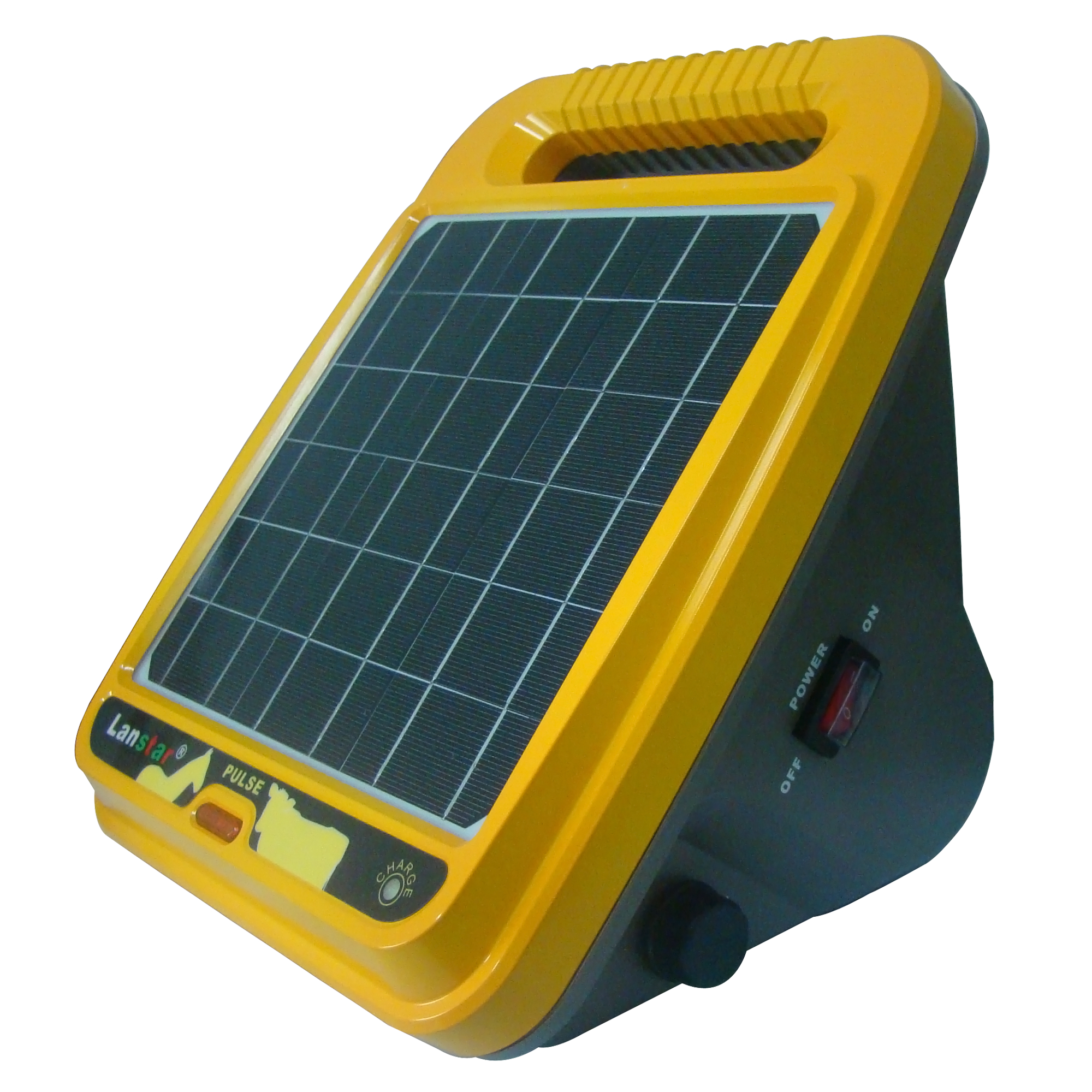 lx 6t03 solar powered electric fence energizer best solar fencing