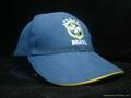 sandwich peak brushed cotton baseball cap