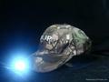 new design camo cotton led hat
