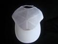 Cotton baseball cap with emboridery logo