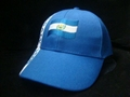 Wholesale Elsalvador football cap with embroidery flag
