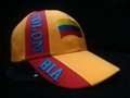 Wholesale Colombia acrylic football cap
