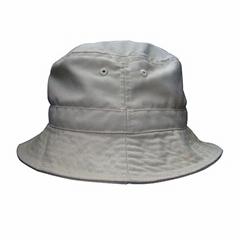 Canvas fishing bucket hat