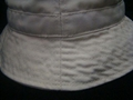 Canvas fishing bucket hat