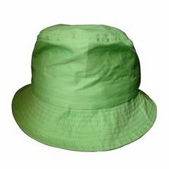 Wholesale cotton fishing bucket hat