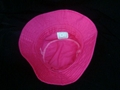 Wholesale cotton bucket cap with embroidery logo