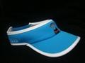 Flex fit sports sun visor hat