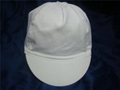 Plain Cotton Cycling Cap