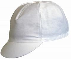 Plain Cotton Cycling Cap