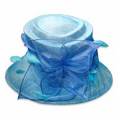 Sinamay womens ladies church hats,fascinator hat