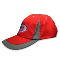 6panel microfiber baseball cap with embroidery logo