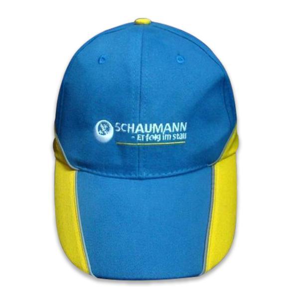 Brushed cotton fashion baseball cap